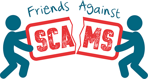 Take a stand against scams